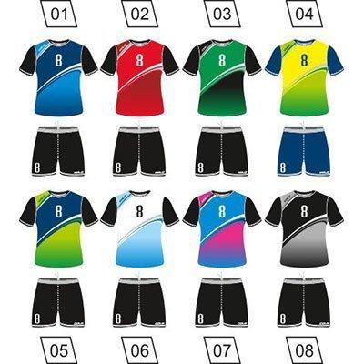 Men Volleyball Uniform Colo Atom Colours