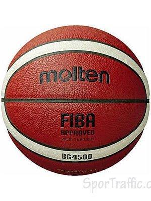Basketball MOLTEN B7G4500 FIBA