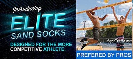 New ELITE Sand Socks