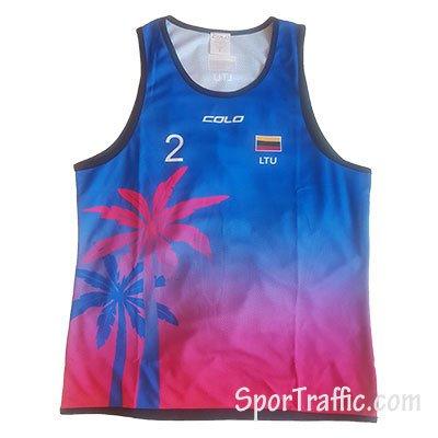 Beach volleyball jersey Rocky