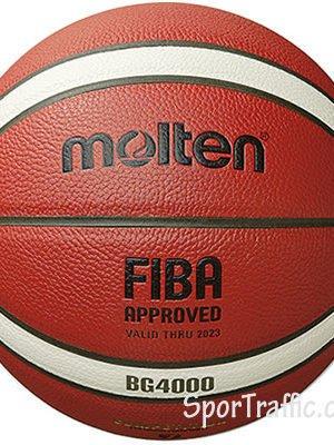 Krepšinio kamuolys MOLTEN B5G4000X FIBA